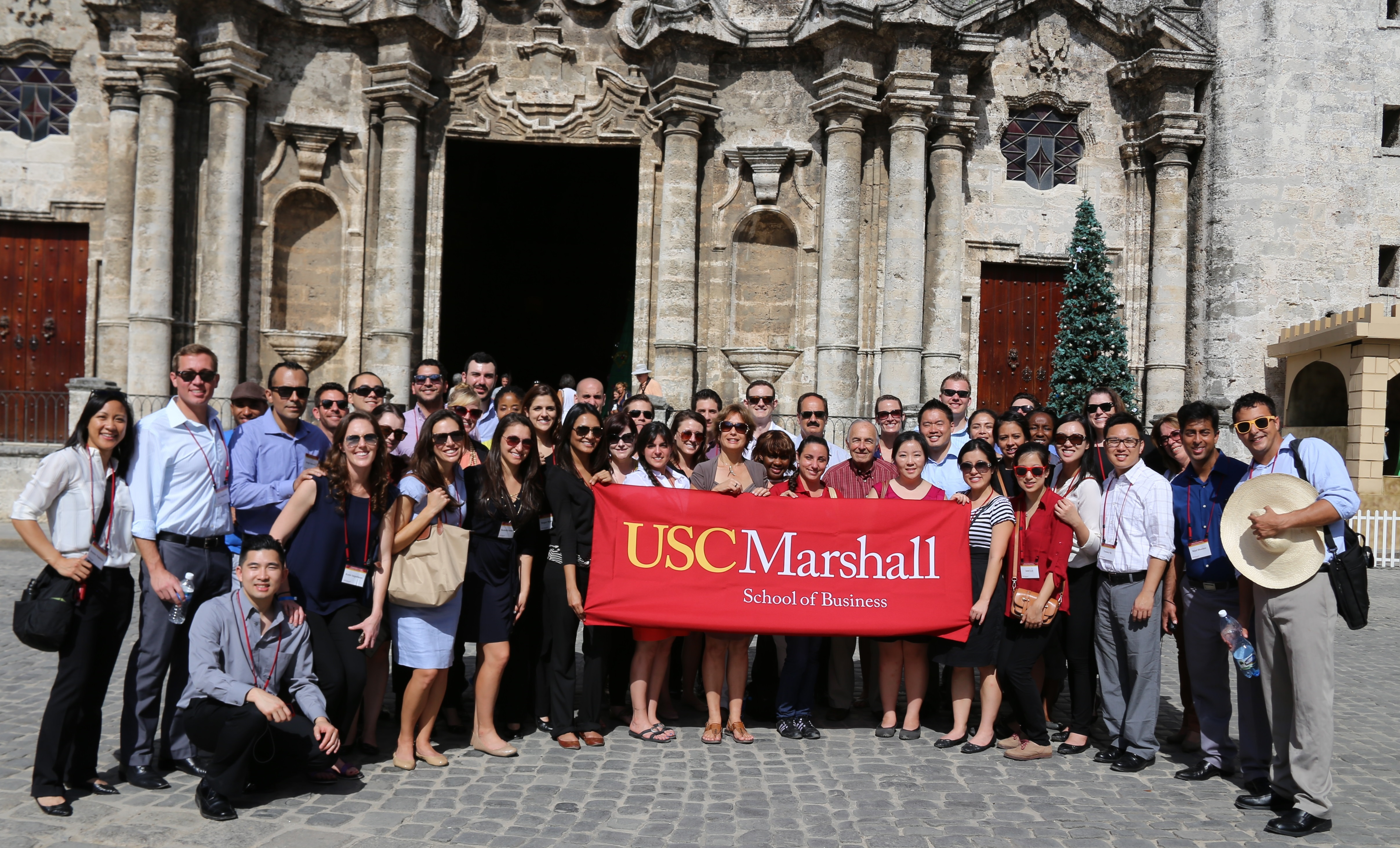 Academic Experience Usc Marshall