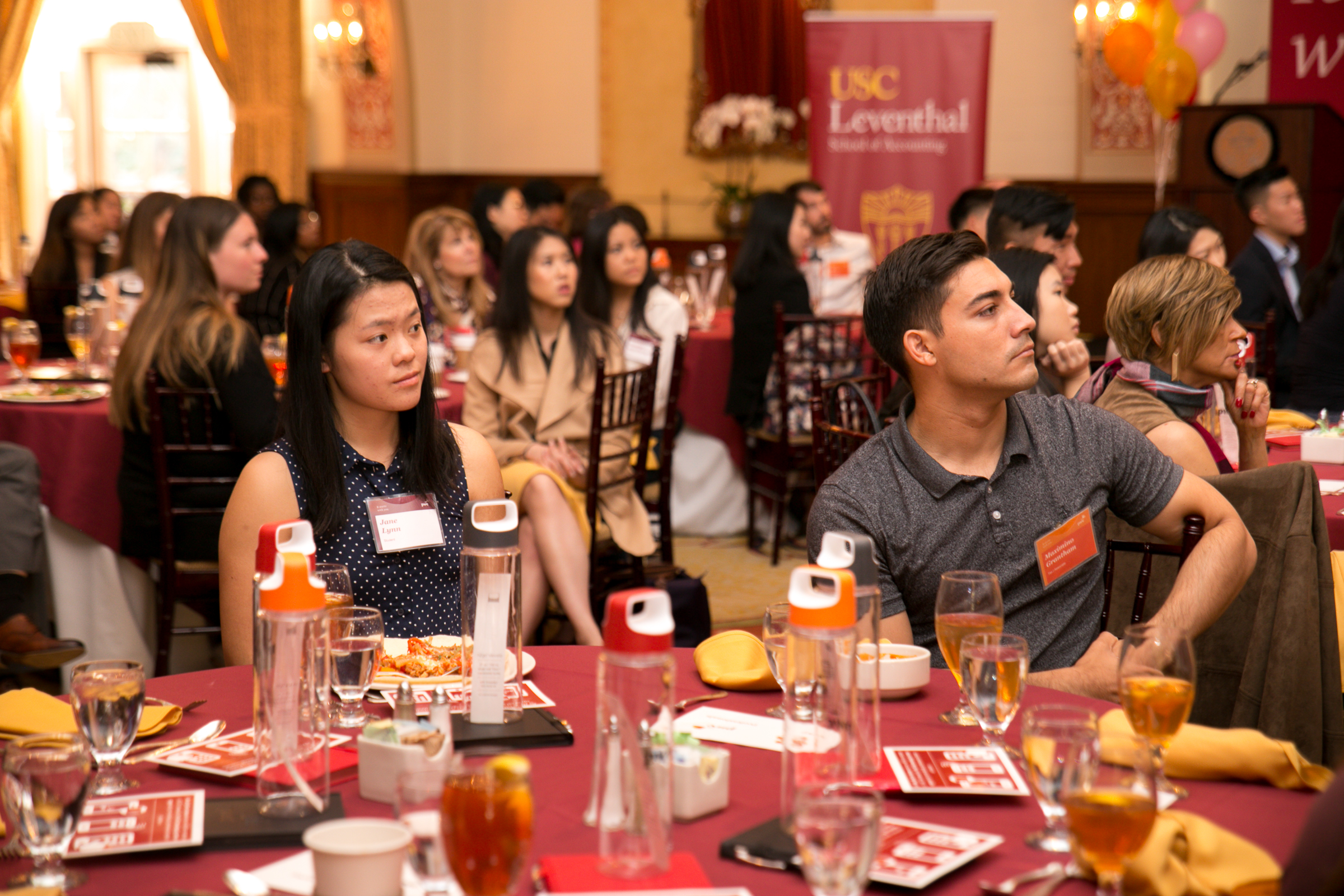 USC Leventhal: PACT Lunch | USC Marshall