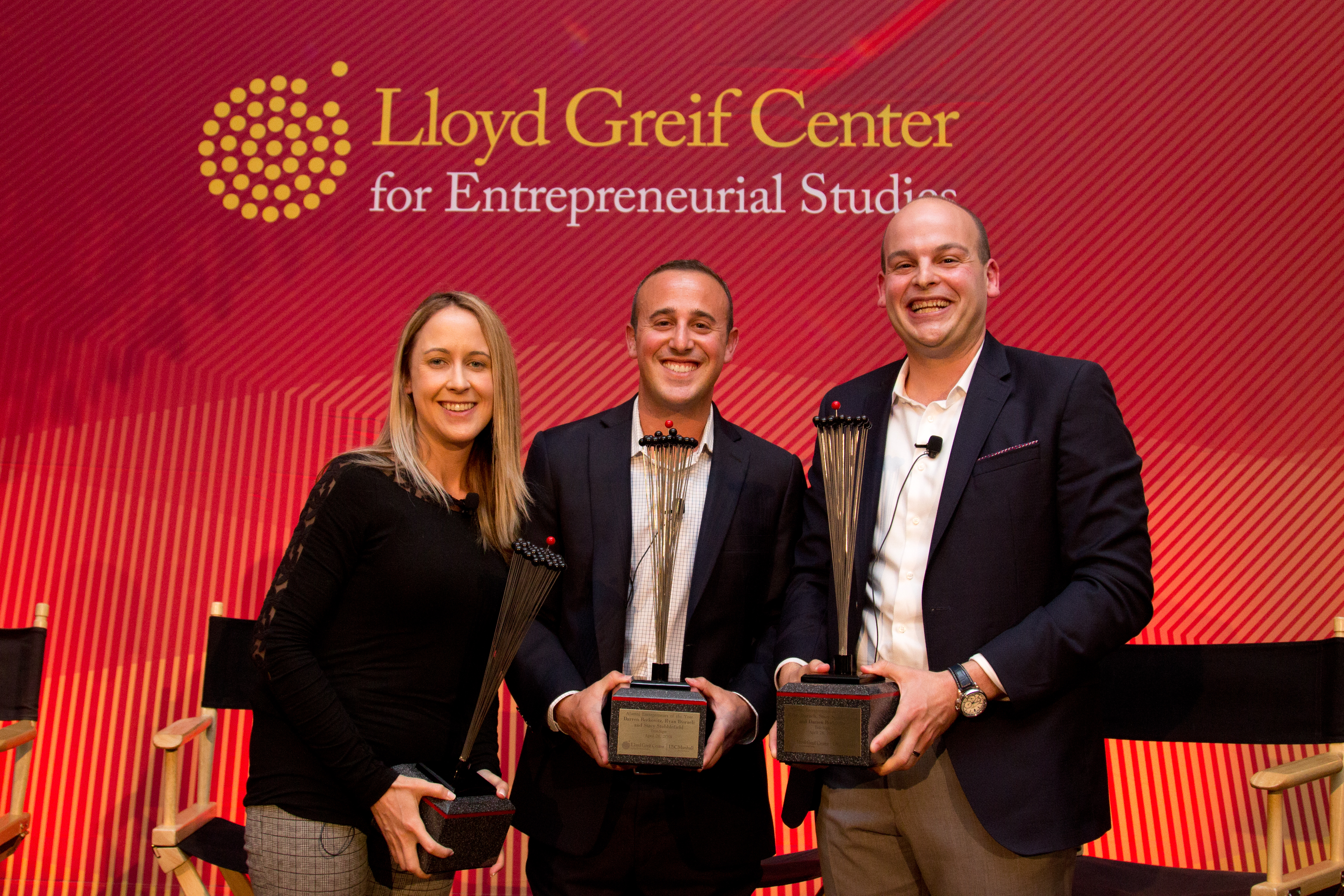 Entrepreneurs of the Year | USC Marshall