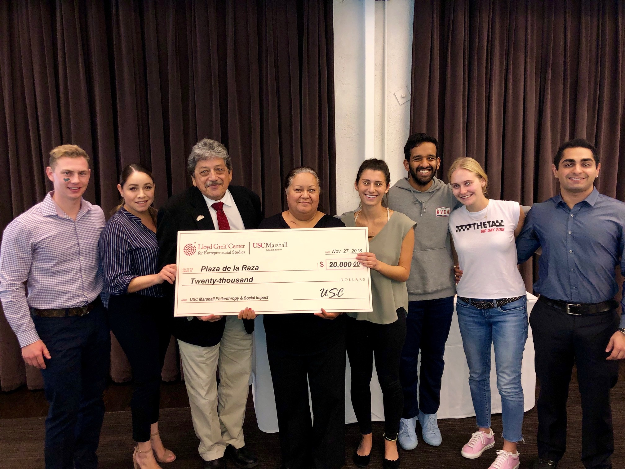 Plaza de la Raza wins social enterprise funding