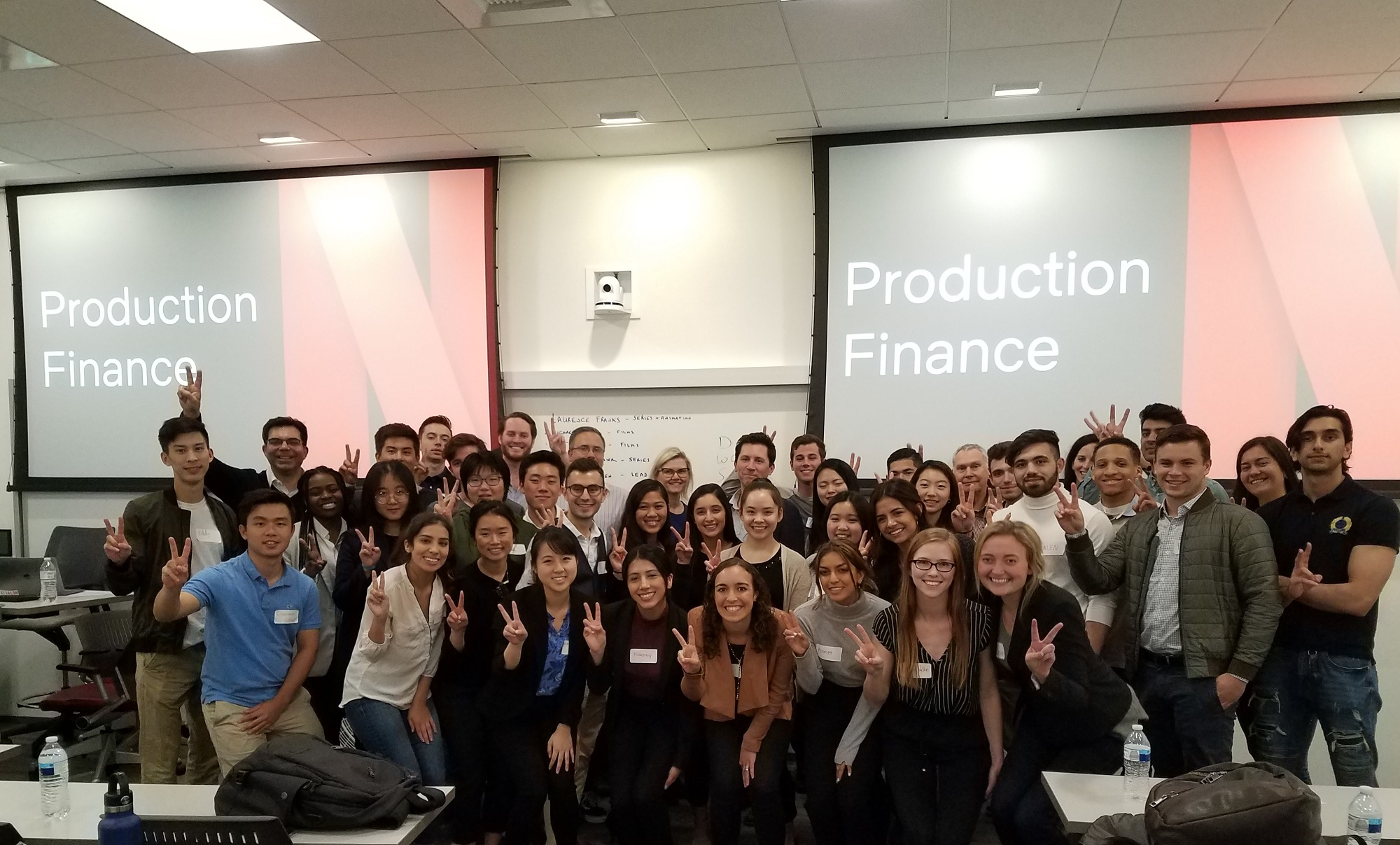 Netflix production finance and accounting bootcamp
