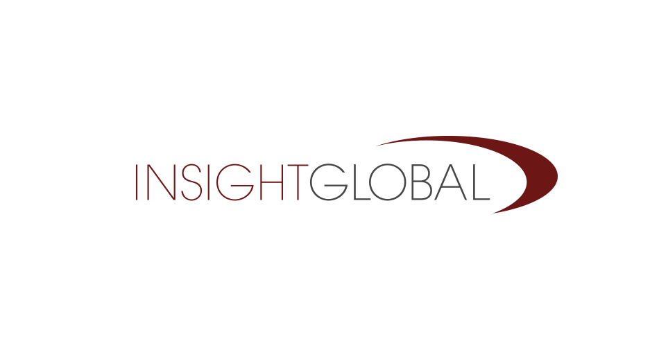 Insight Global in red and black text