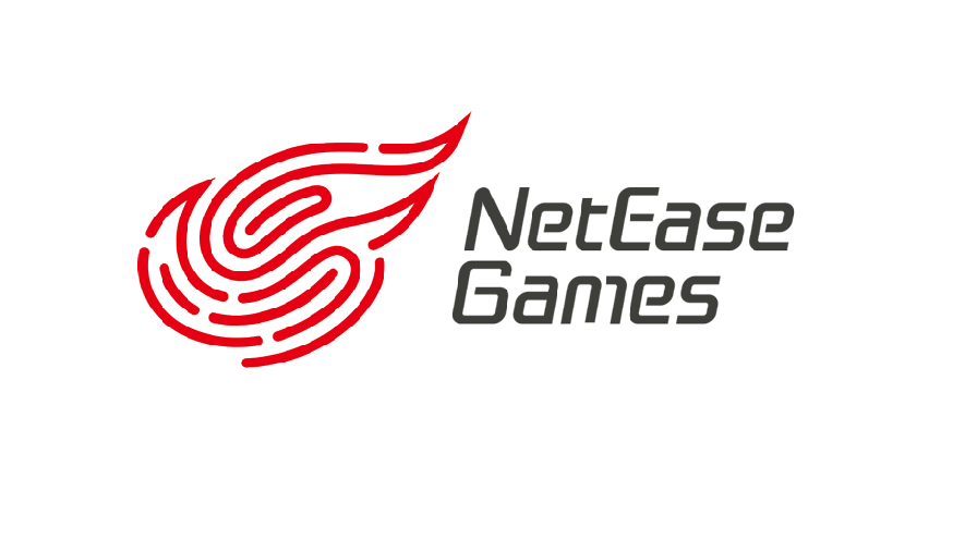NetEase Games in black text with red logo to the left