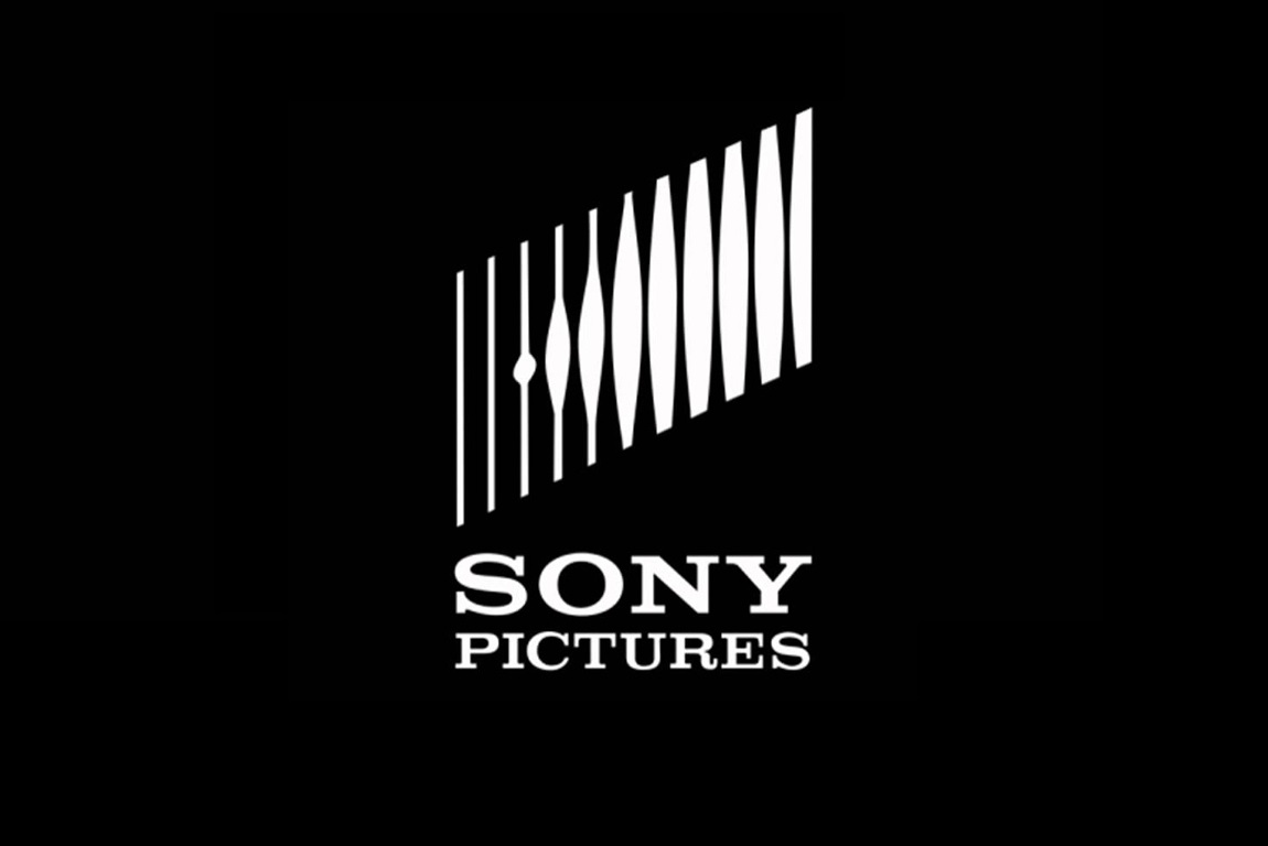 Sony Pictures in white text over black background