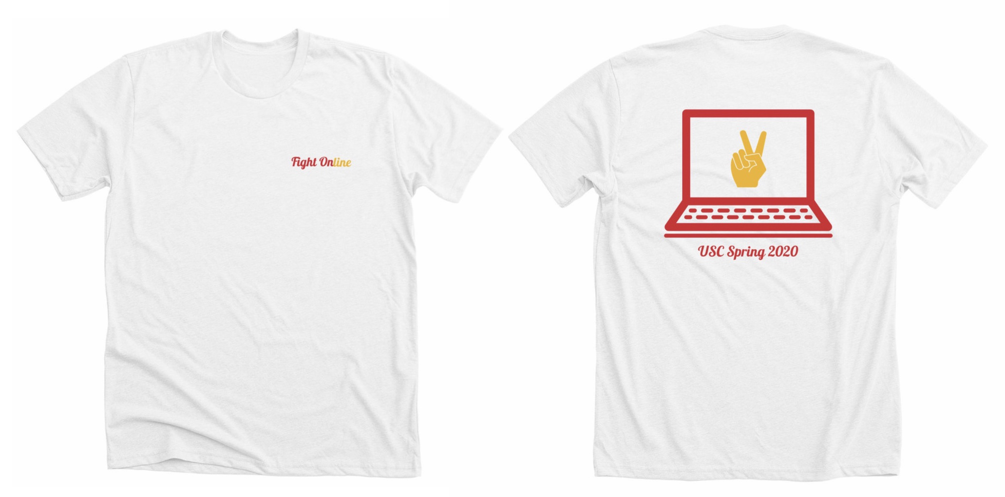 Fight Online T-shirt fundraiser
