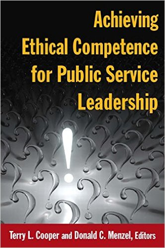 Achieving Ethical Completence for Public Service Leadership