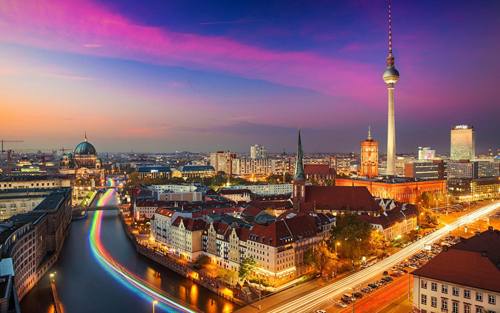 Berlin Global Summer Internship