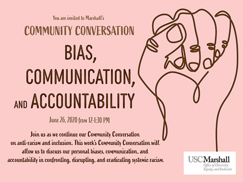Bias: Community and Accountability