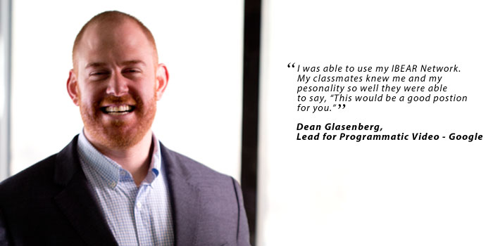 Dean Glasenberg – Lead for Programmatic Video – Google