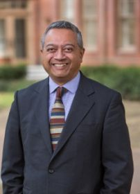 Shantanu Dutta, recipient of Greif Research Award 2017