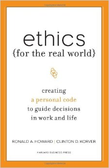 Ethics {For the Real World}