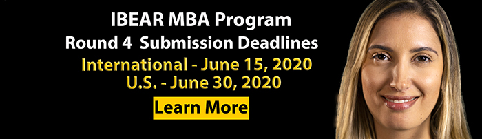 IBEAR MBA Program Submission Date