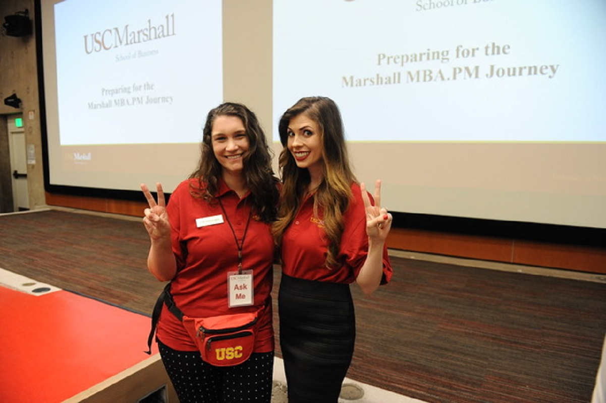 USC Marshall MBA.PM Program