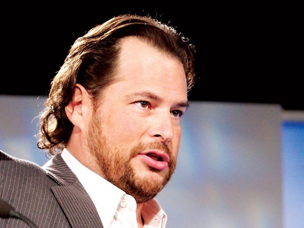 Marc Benioff Chairman and CEO, Salesforce