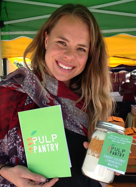 Kaitlin Mogentale, founder of Pulp Pantry