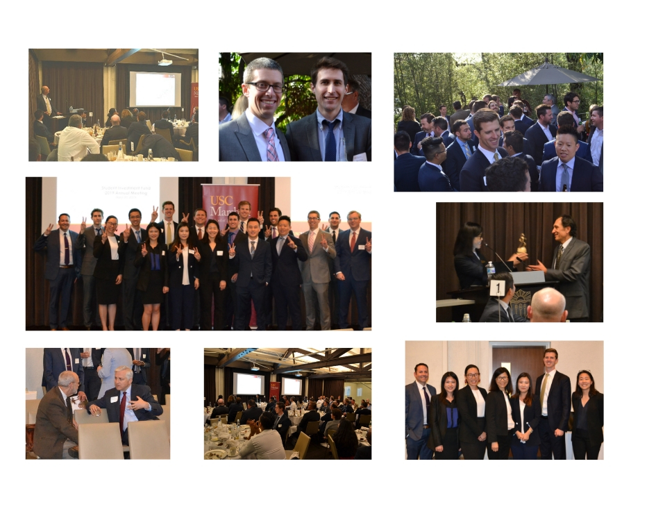 SIF 2019 Annual Meeting Collage