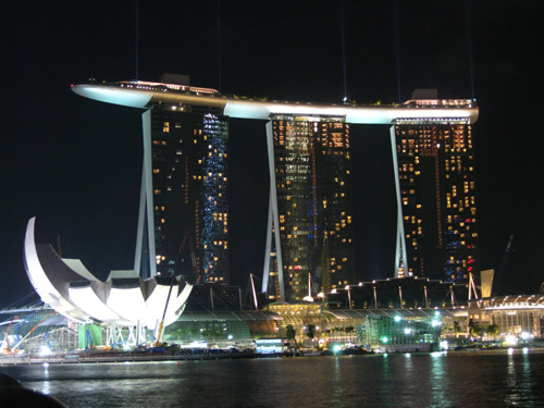 Singapore Night Global Summer Internship