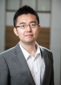 Tianshu Sun, recipient of the 2017 Greif Research Award