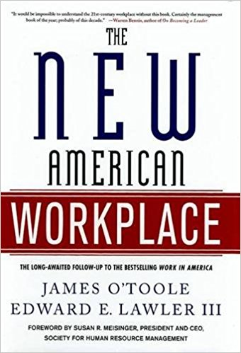 The New American Workplace