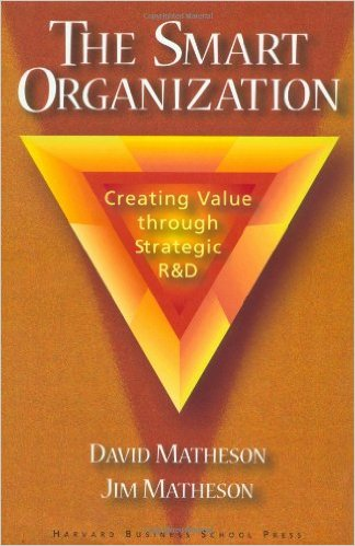 The Smart Organization: Creating Value Through Strategic R&D