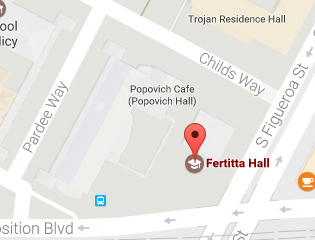 Ferttita Hall Map