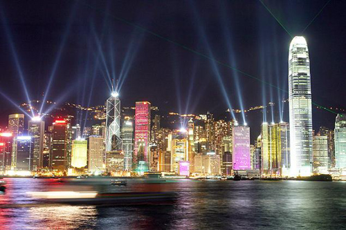 Hong Kong Global Summer Internship