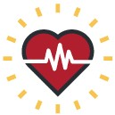 Involve Heart Graphic Icon