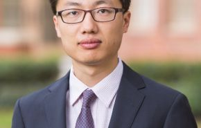 Max Wei has been named a 2021 MSI Young Scholar