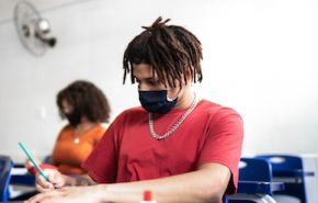 High School summer classes in business _stock art